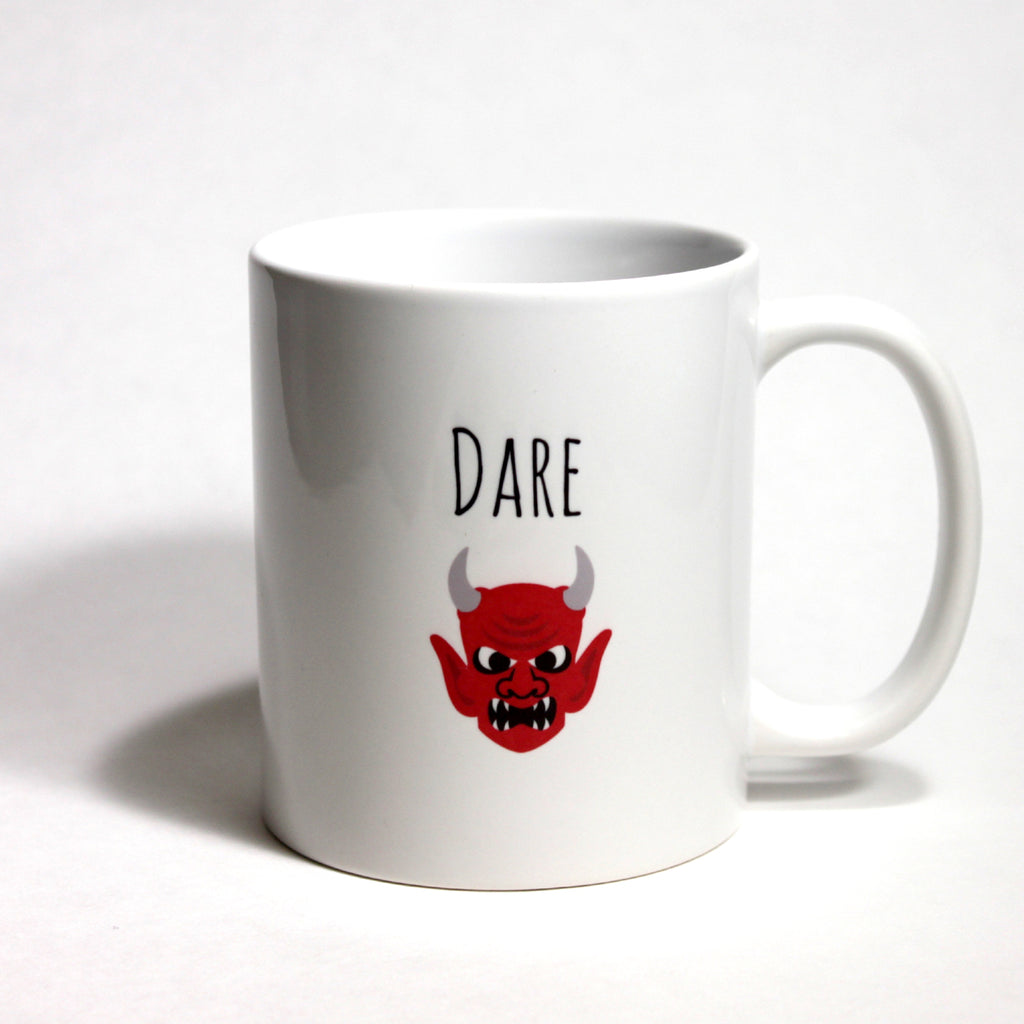 Dare Devil Mug - Across The Way