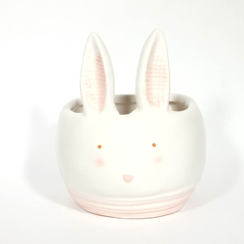 Ceramic Wall Planter Rabbit