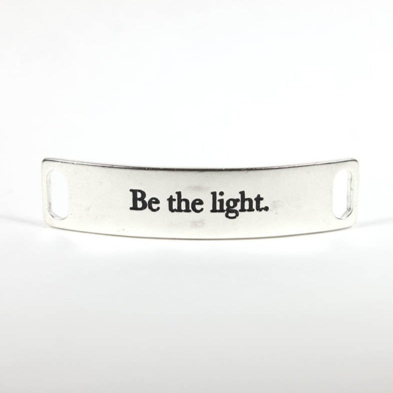 Be The Light Silver