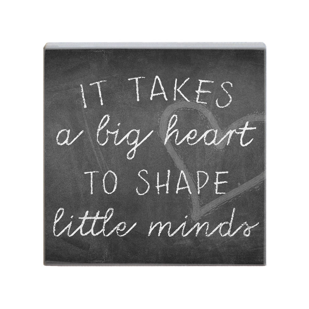 Big Hearts Shape Minds