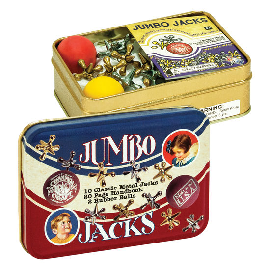 Toy Tin Jacks