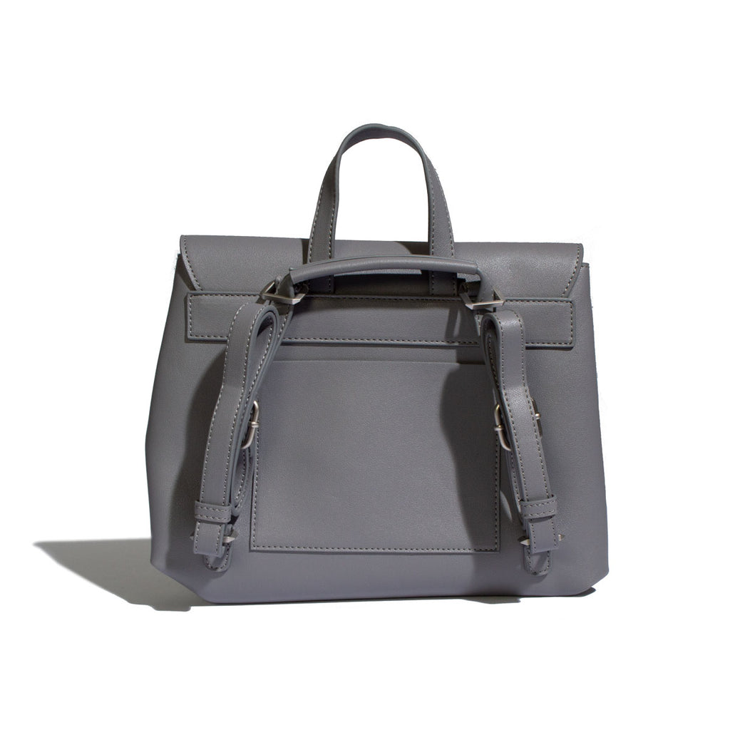 Janice Backpack - Grey - Across The Way