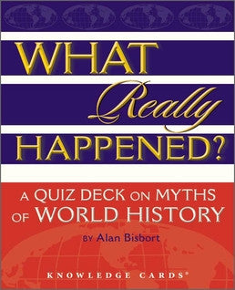 What Really Happened World  History - Across The Way