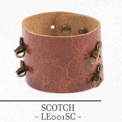 Wide Cuff Scotch