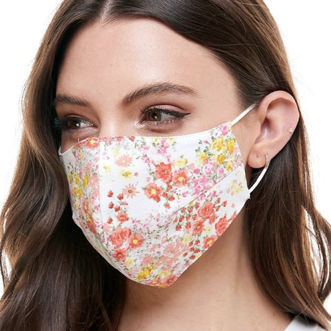 Mask - Boutuet Floral