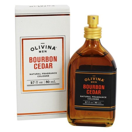 Bourbon Cedar Cologne - Across The Way