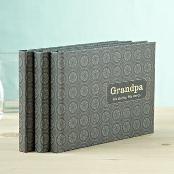 Grandpa: His Stories. His Words. SB8248 - Across The Way
