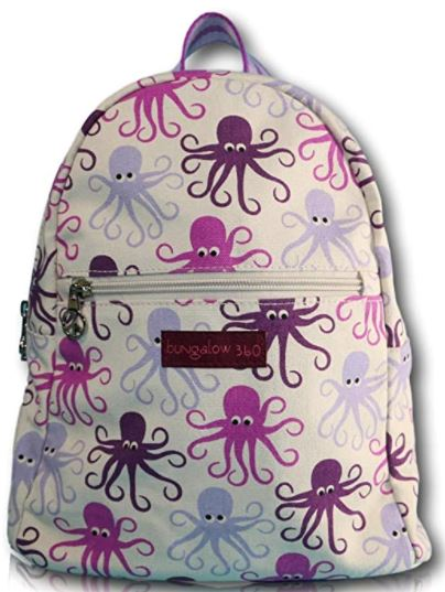 Backpack Octopus