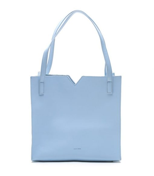 Alicia Tote - Smokey Blue - Across The Way
