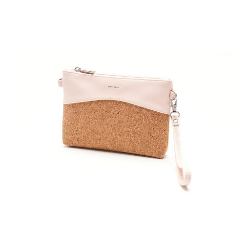 Nicole Wristlet - Blush and Cork - Across The Way