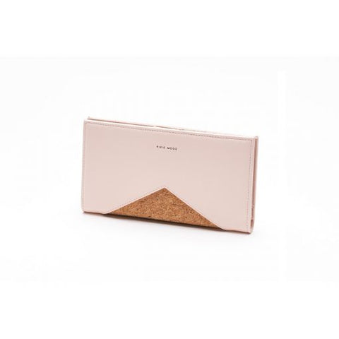Sophie Wallet Blush and Cork