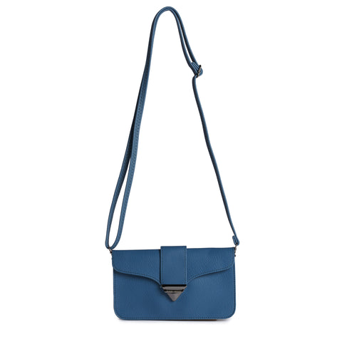 Jac Small Pouch - Dark Blue - Across The Way