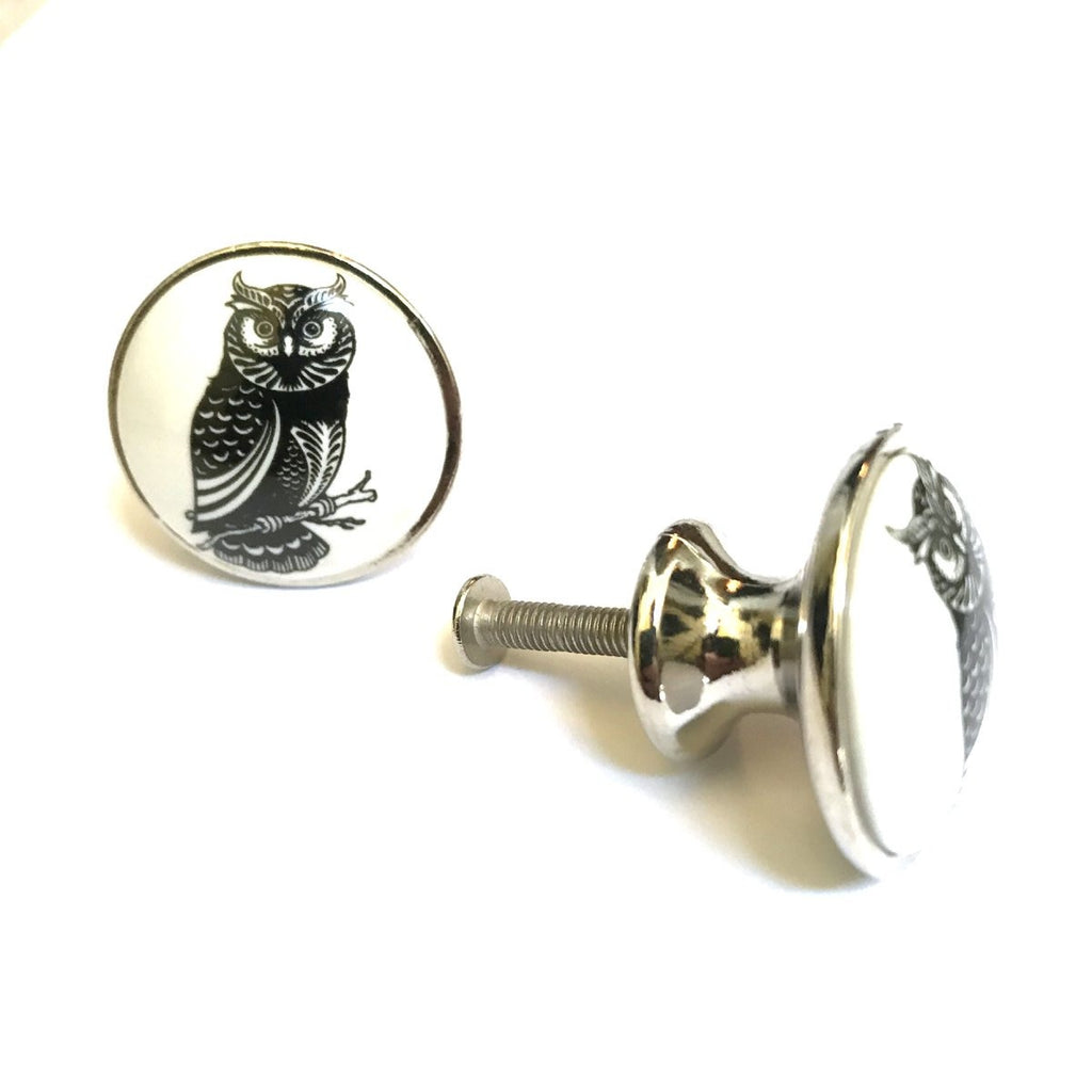 Owl Drawer Pull - Across The Way