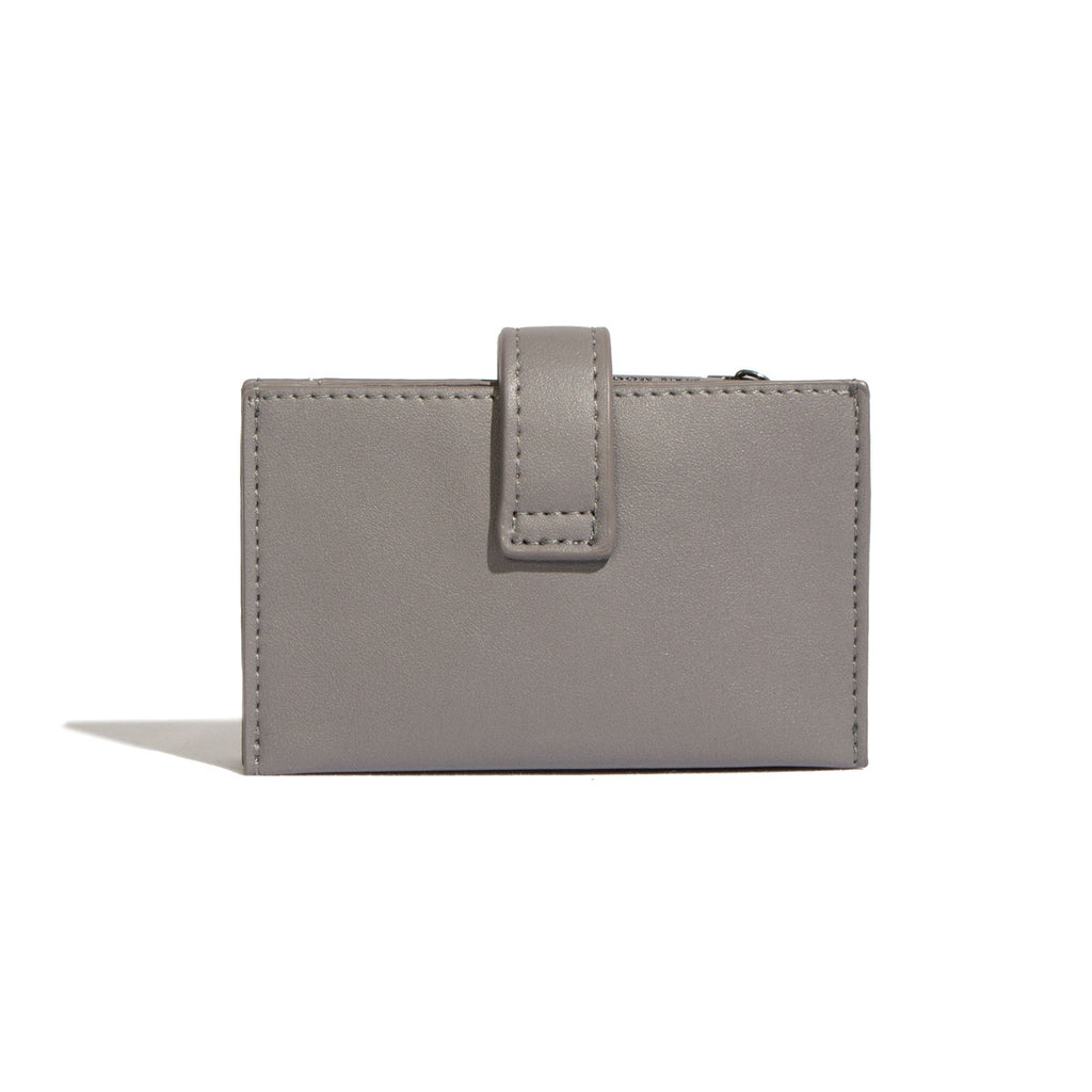 Rika Card Holder Grey - Across The Way