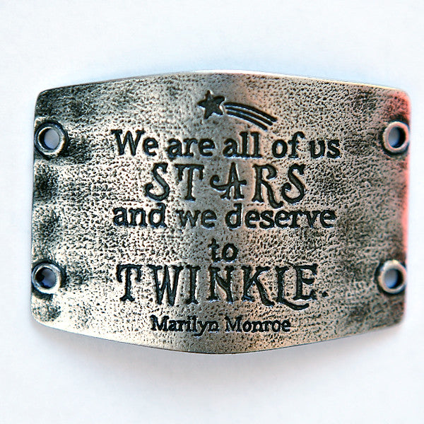 We are all of us stars... antique Silver - Across The Way
