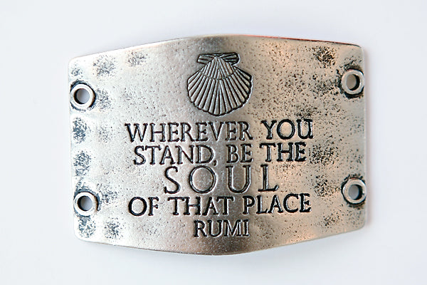 Wherever you stand... antique silver - Across The Way