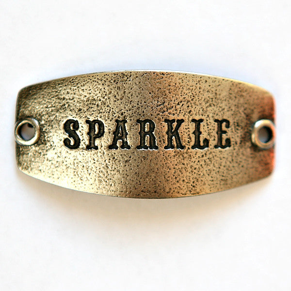 Sparkle-antique brass - Across The Way
