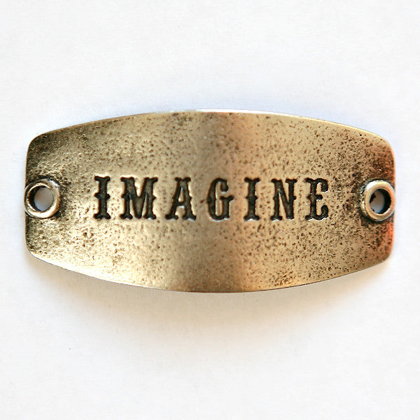 Imagine-antique brass - Across The Way
