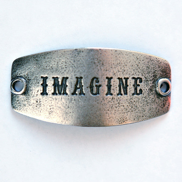 Imagine-antique silver - Across The Way