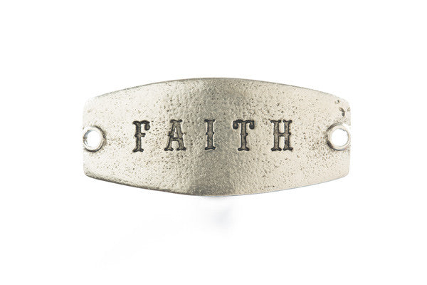 Faith antique silver - Across The Way