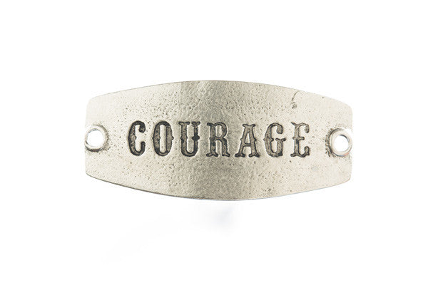 Courage-antique Silver - Across The Way