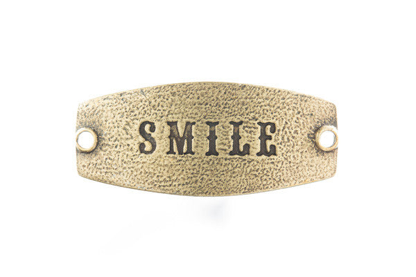 Smile antique Brass - Across The Way