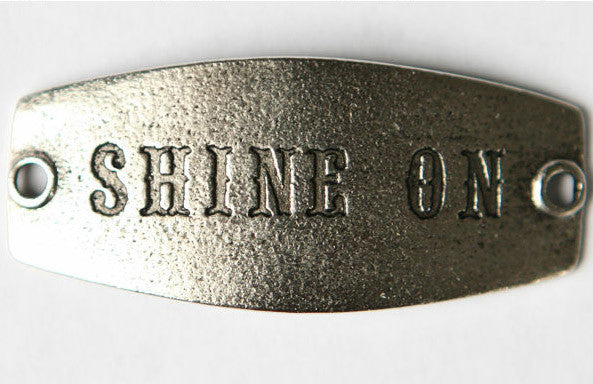 Shine On-antique silver - Across The Way