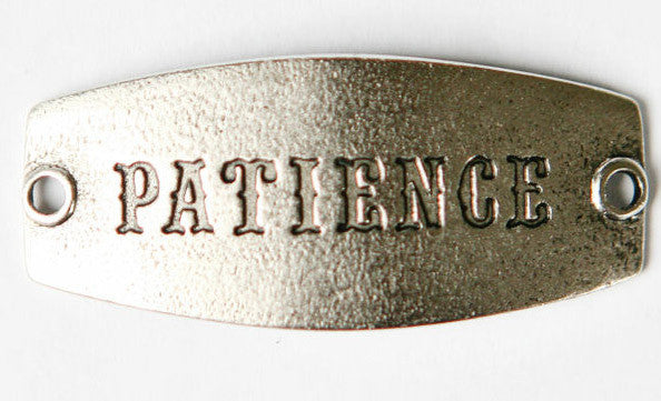 Patience-antique silver - Across The Way