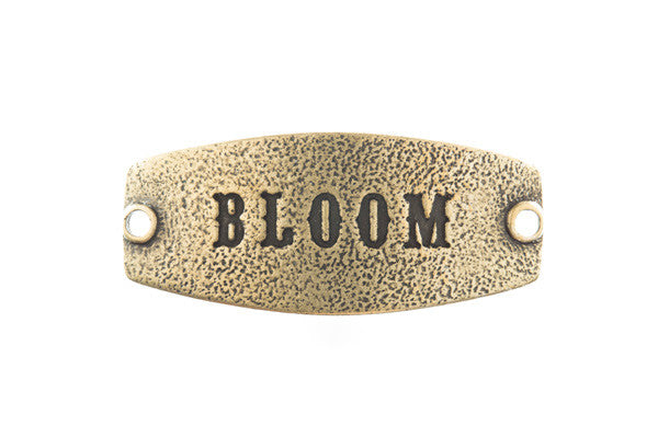 Bloom antique Brass - Across The Way