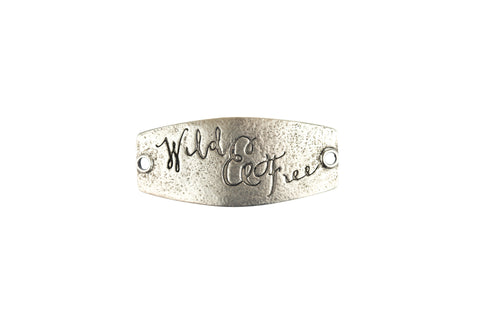 Wild and Free antique Silver - Across The Way