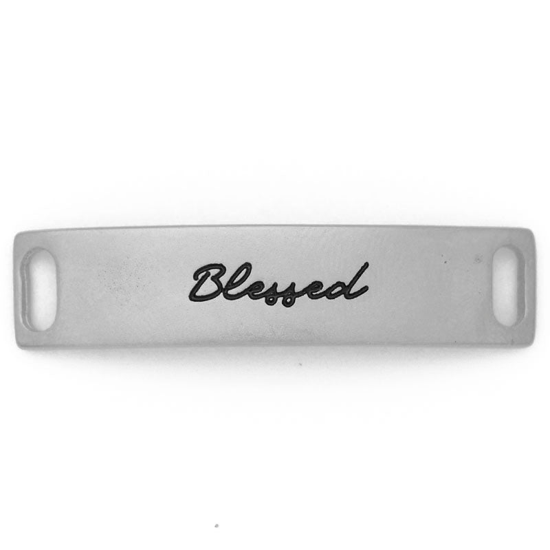 Blessed - Silver - Across The Way