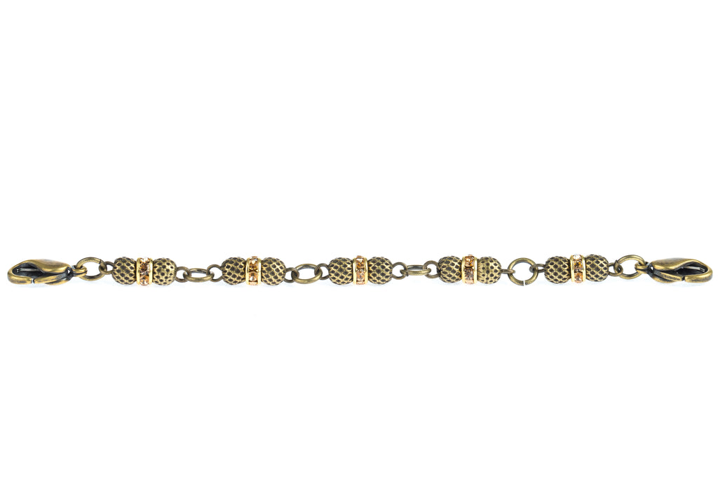 Sparkler Bracelet Brass - Across The Way