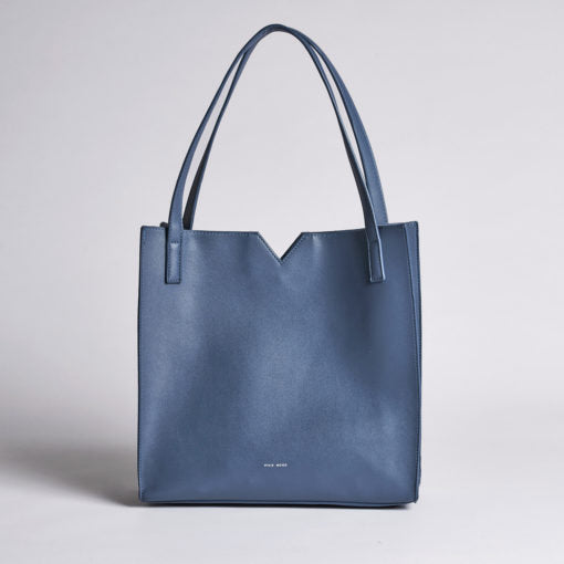 Alicia Tote - Midnight Blue - Across The Way