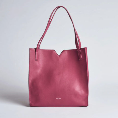 Alicia Tote - Red Bean - Across The Way