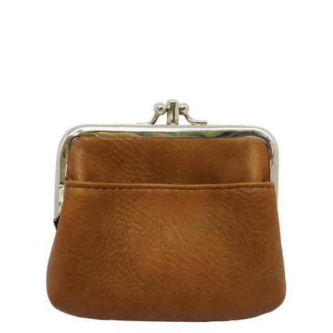 Coin Purse - Camel