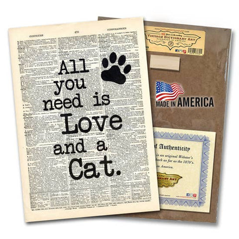 All You Need Is Love & Cat