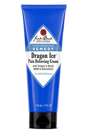Dragon Ice Relief Balm 4 oz - Across The Way