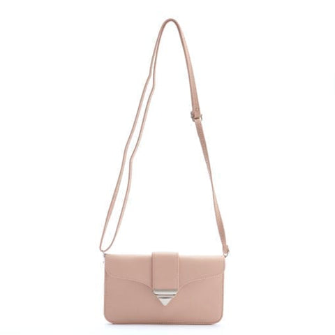 Jacqueline Crossbody (Wide) - Tan - Across The Way