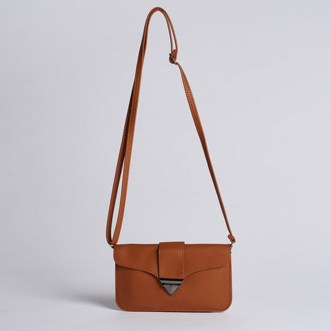 Jac Small Pouch - Toffee
