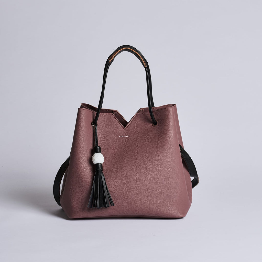 Jasmine Bag - Mauve - Across The Way