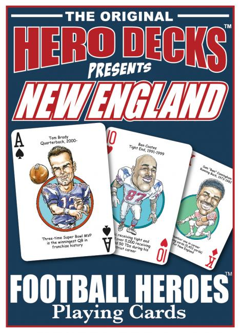 New England Patriots - Across The Way