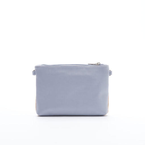 Nicole Pouch Small - Lavender/Cork - Across The Way