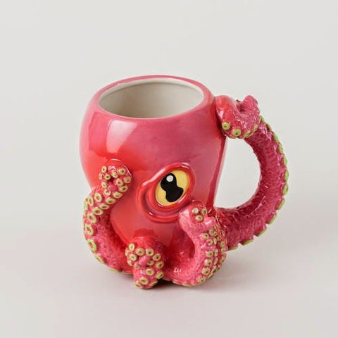 Octopus Mug - Across The Way