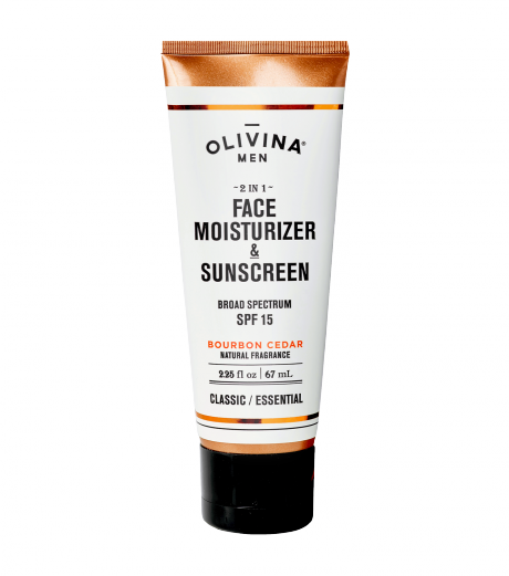 Face Moisturizer and Sunscreen