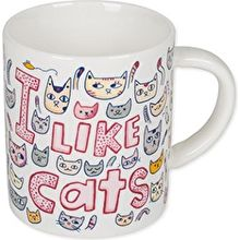 I Like Cats Mug - Across The Way