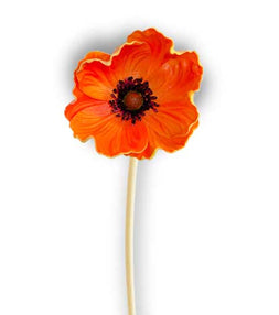 Real Touch Poppy Orange