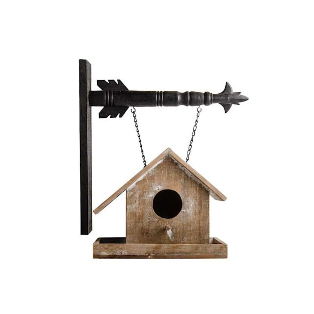 Single Hole Birdhouse Arrow - Across The Way