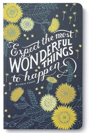 Expect the most wonderful things to happen