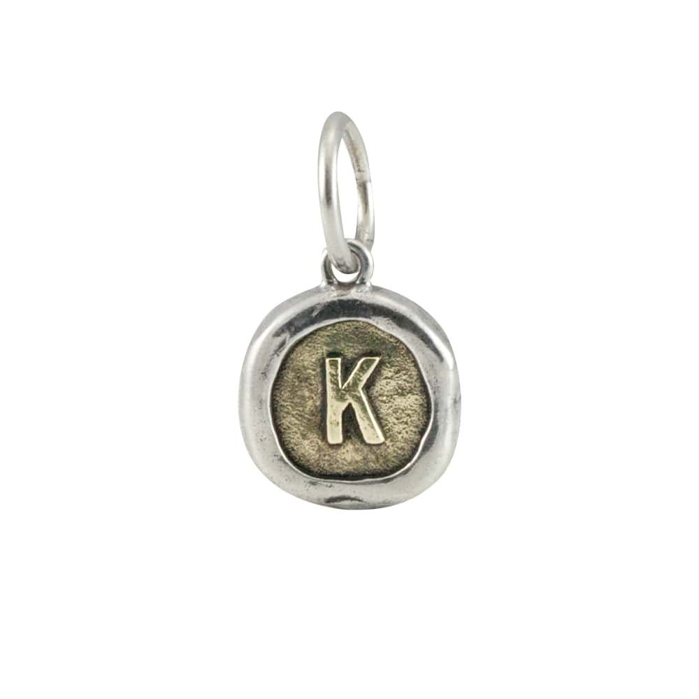 Petite Poetic Insignia K - Across The Way