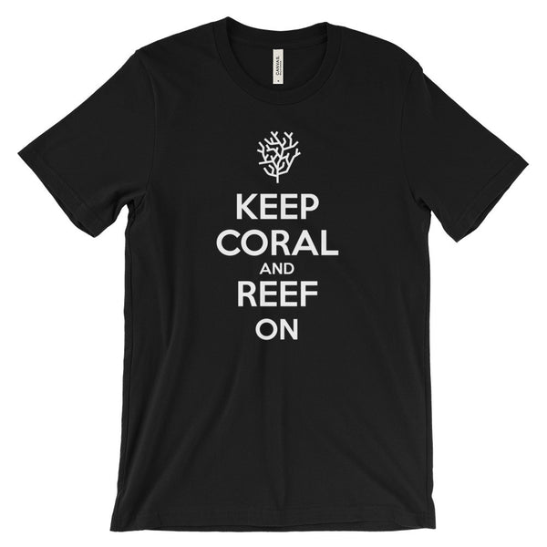 Keep Coral and Reef On